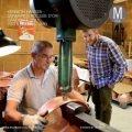 Mauviel Produktion Kupfer Marmeladentopf