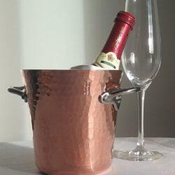 Mauviel Kupfer Getränkekühler Piccolo