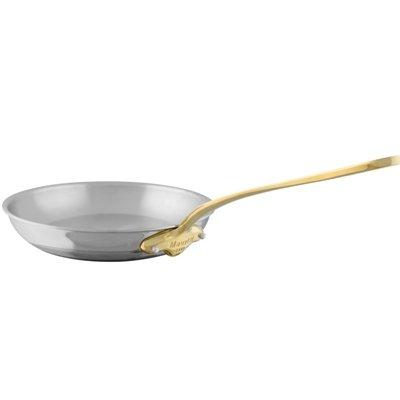 Mauviel M'cook Multi-Ply Runde Pfanne Bronzegriff
