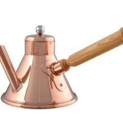 Mauviel Kaffeekanne Kupfer