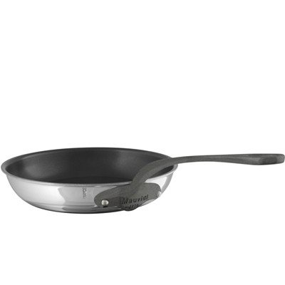 Mauviel M'cook c² Multi-Ply Pfanne ANTIHAFT Eisengriffoptik