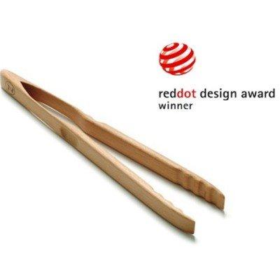 Holzzange Buche 30 cm