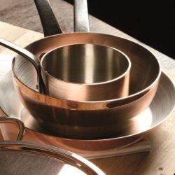 De Buyer Kupfer & Edelstahl - Eisengriffe