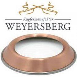 Weyersberg 2518 Kupfer Auflagering Standring