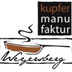 LOGO Kupfermanufaktur Weyersberg