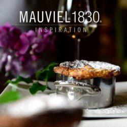 Mauviel 1830 M'minis Edelstahl Inspiration Souffle