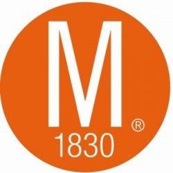 Mauviel Logo rot
