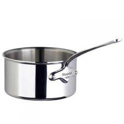 Mauviel M'cook 5210 Kasserolle Stieltopf Edelstahlgriff