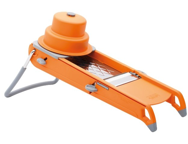 De Buyer Mandoline Swing orange