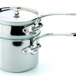 Mauviel M'cook Multi-Ply Bain Marie / Wasserbad 3-teilig