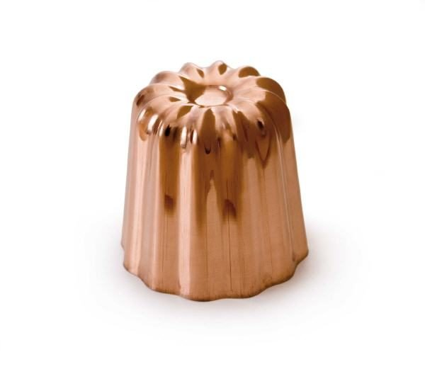 Canele-Backform Kupfer