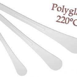 Hochtemperatur-Kochlöffel 30 cm Polyglas De Buyer