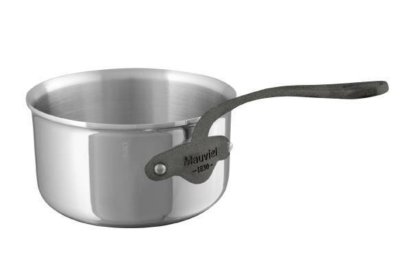 Mauviel M'cook c² Multi-Ply Kasserolle Eisengriffoptik