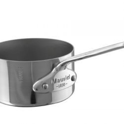 Mauviel M'minis Edelstahl Kasserolle 9 cm