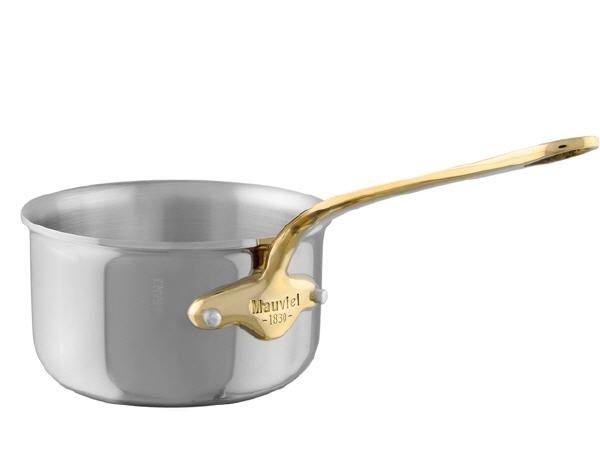 Mauviel M'cook Multi-Ply Kasserolle Bronzegriff