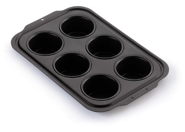 Mauviel Backform für 6 Muffins