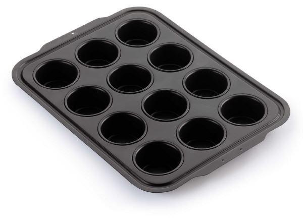 Mauviel Backform für 12 Muffins