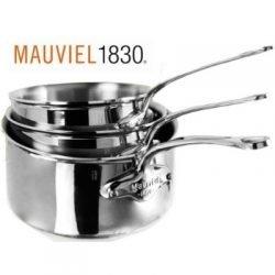 Mauviel M'cook Set 3 Kasserollen