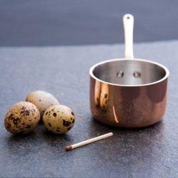 Mauviel Minis - Kupfer Bronzegriffe