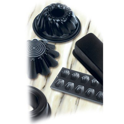 Mauviel Stahlblech Backformen und Backbleche