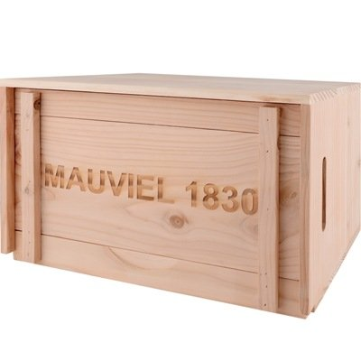 Mauviel Holzkiste