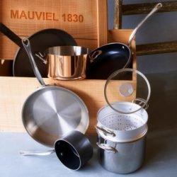 Mauviel Topf Set 4000-08