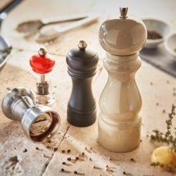 Pfeffer-, Salz- und Gewürzmühlen