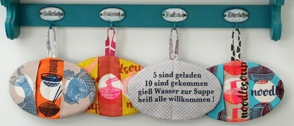 """Einladung """"Suppenküche"""" - Galerie Handwerk"""
