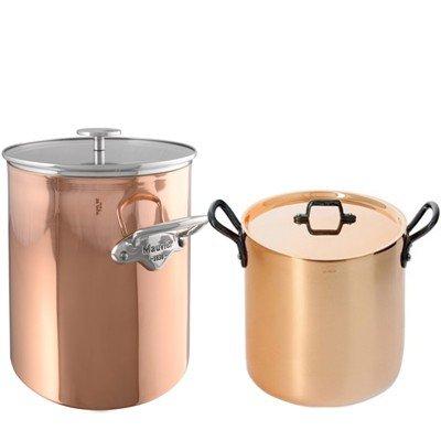 Kupfer Suppentöpfe