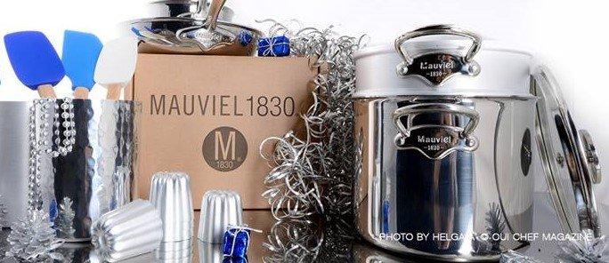 Mauviel 1830 Geschenk