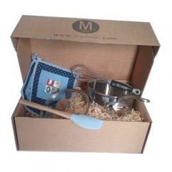 Mauviel M'cook Kasserolle 20 cm Geschenkset