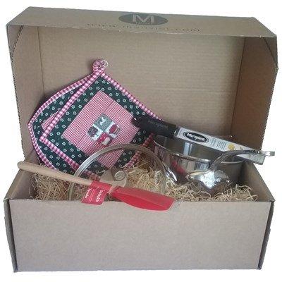 Mauviel M'cook Kasserolle 20 cm - Geschenkbox