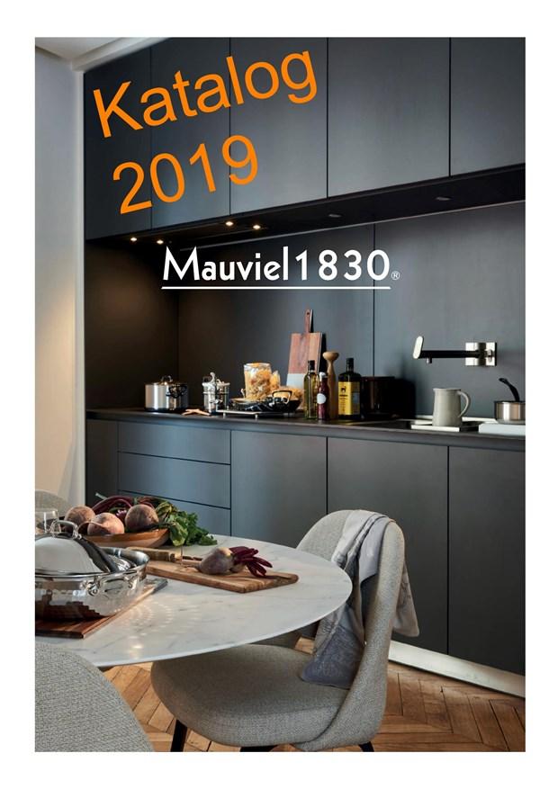Mauviel Katalog 2019
