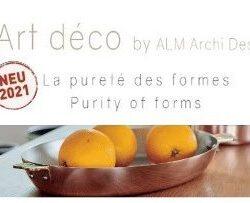 MAUVIEL Art déco by ALM Archi Design